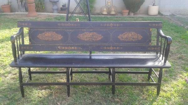 Hitchock Bench $900