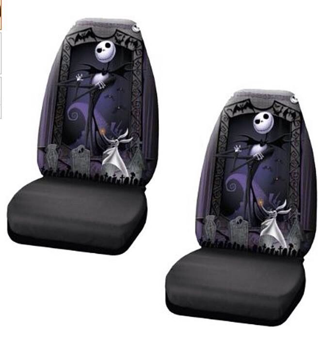 Halloween Seat Covers
