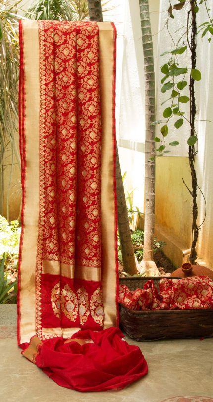 Heirloom Benares Silk L03314 | Lakshmi