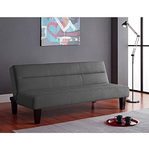 Sofa Pillows Kebo Futon Sofa Bed Multiple Colors WalMart for in Black AND Charcoal options