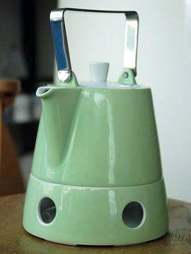 Arzberg, Tric Teekanne, Stövchen bei Delikatessen