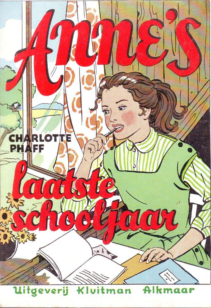 Anne's laatste schooljaar