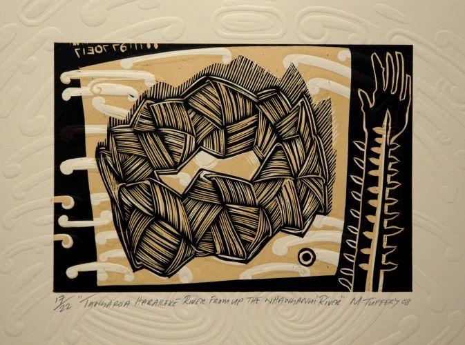 Tangaroa Harakeke - Michel Tufery.jpg (673×500)