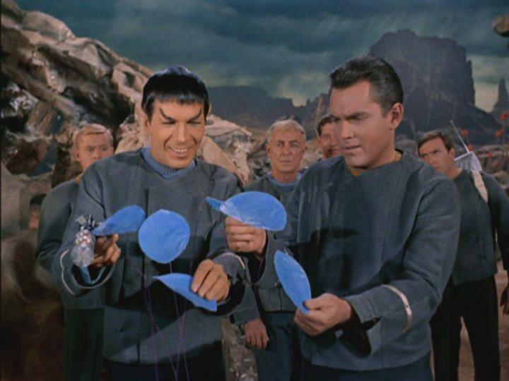 Hello, Tailor: Star Trek's original 1965 pilot episode: The Cage.