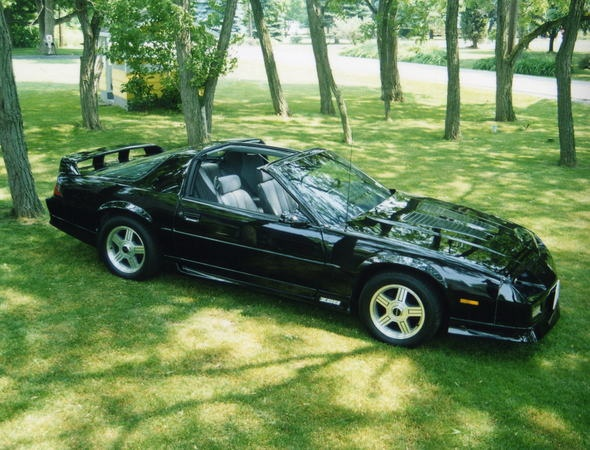 1991 Camaro  (have one like this except mine is teal green)