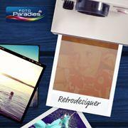 Super Sache @dmdeutschland ! Wird direkt ausprobiert: Mit dem Foto-Paradies Retrodesigner von dm kannst Du jetzt Deine Bilder mit coolen Filtern und Rahmen versehen und direkt online bestellen.
