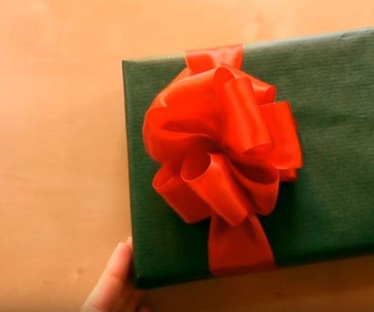 Pour un cadeau parfait emballé comme les pros!