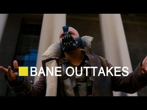 Brilliant. Funny Bane Voice Dubbed