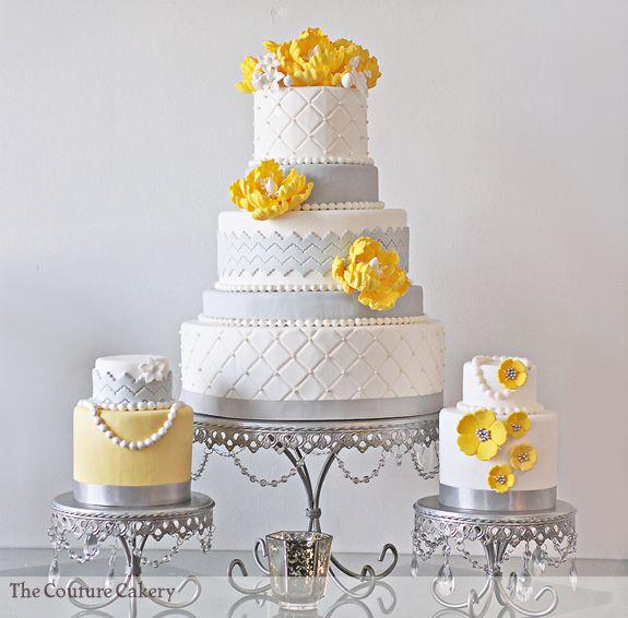 great idea for using multiple cakes. Like the idea