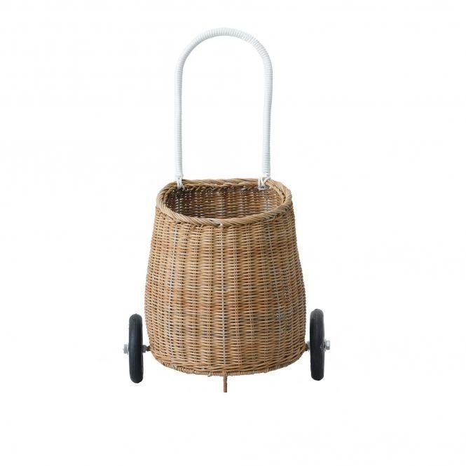 af0391878a85 Olli Ella Luggy Basket - Natural