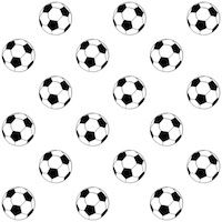 football soccer pattern