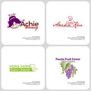 Desain Logo | Logo Kuliner |  Desain Gerobak | Jasa Desain dan Produksi Gerobak: Desain Logo Kuliner