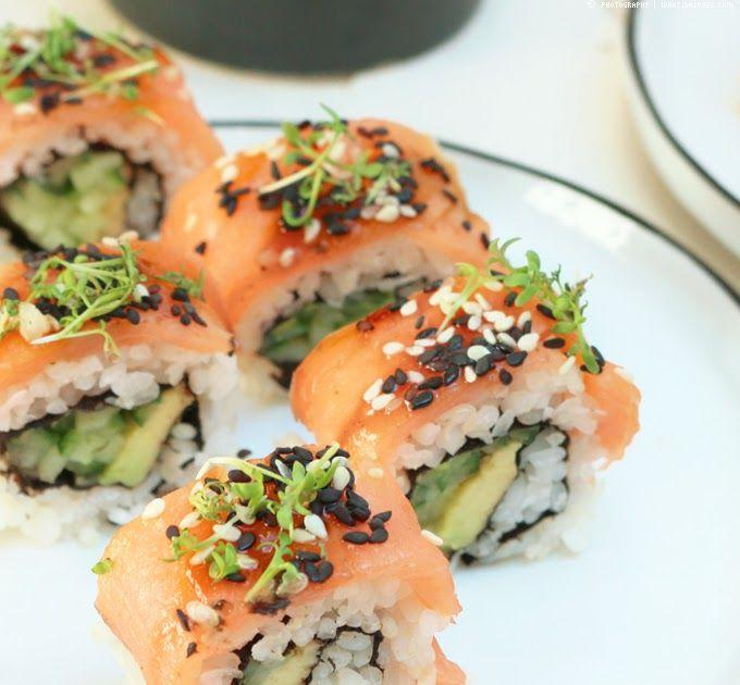 Unkompliziertes Angeber-Sushi ala Henssler für zu Hause