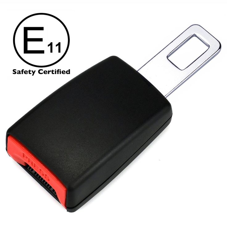 Cllena E11 Safety Certified - Car Seat Belt Extender - TYPE A