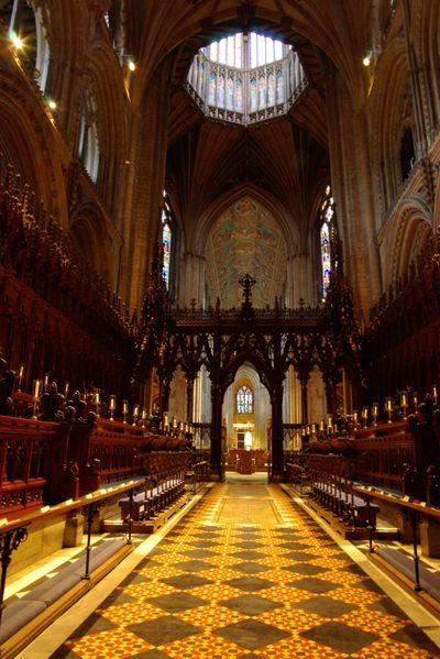 イーリー大聖堂