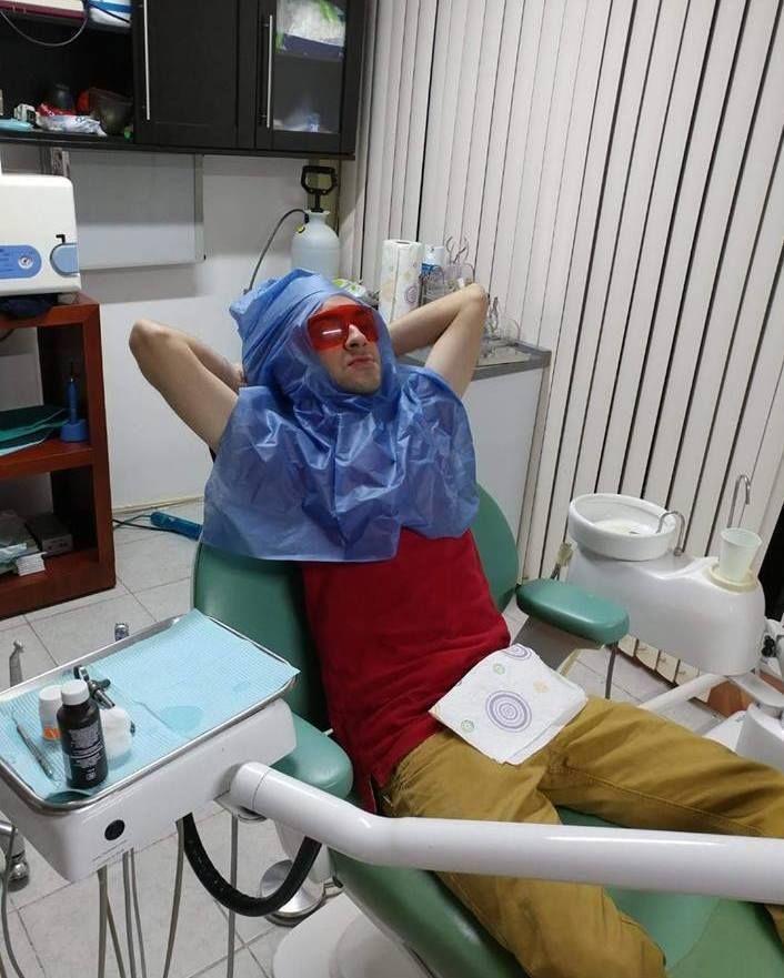 Siéntase como en casa!  #teeth #dental #odontologia #madrid #dentista #sonrisa #dentistry #braces #dentalschool #dentalassistant #dentalhygienist