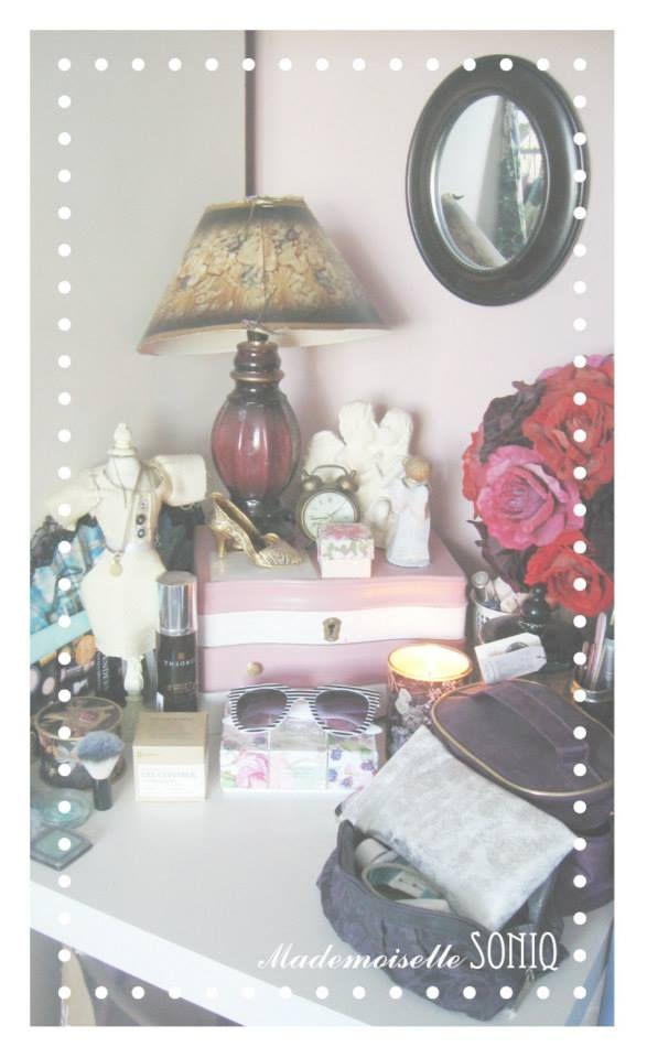 #rose #powder #pink