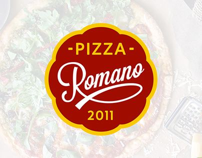 "Check out new work on my @Behance portfolio: ""Pizza Romano"" http://be.net/gallery/40892879/Pizza-Romano"