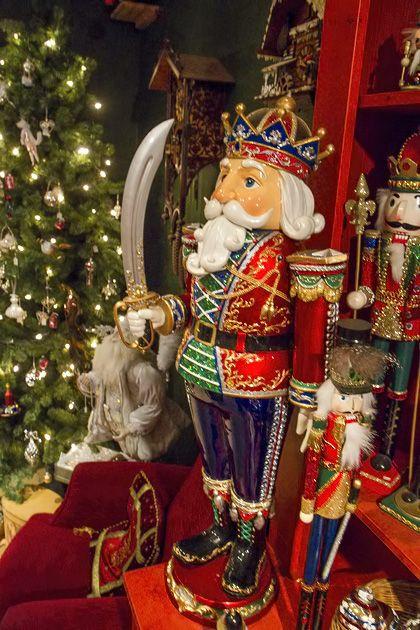 Nutcracker King::Reykjavic Christmas Market Iceland