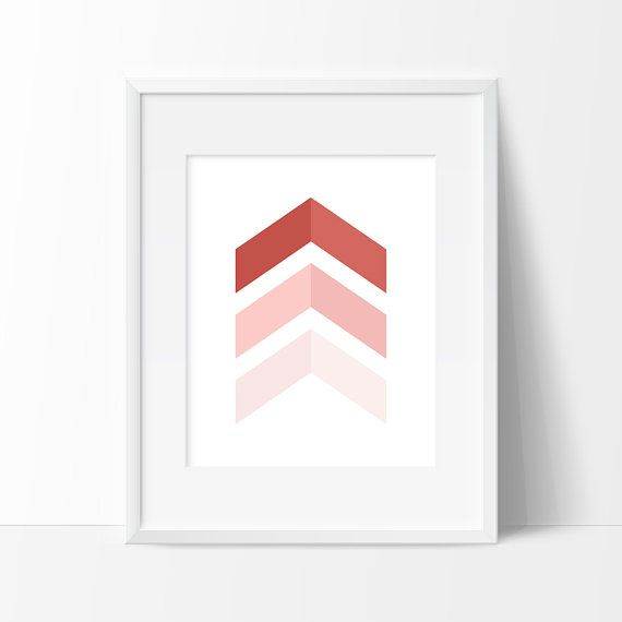 Pink Chevron Wall Art Pink Chevron Print Pastel by TopFoxPrints For more inspirational printable photography and graphic art designs, visit our Etsy shop: www.topfoxprints.etsy.com