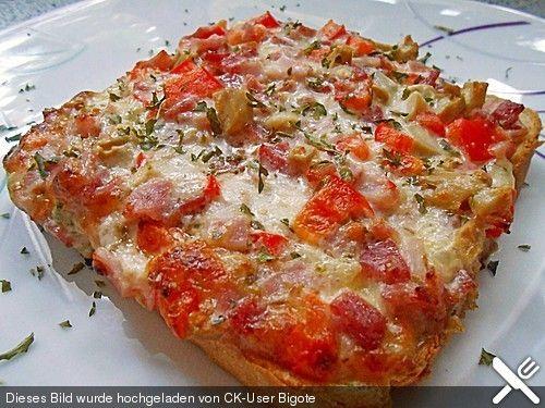 Pizzabrötchen - Aufstrich, ein beliebtes Rezept aus der Kategorie Brot und Brötchen. Bewertungen: 76. Durchschnitt: Ø 4,4.