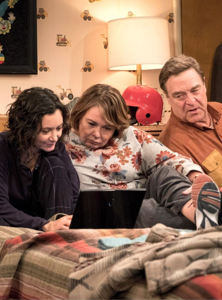 """Roseanne"" May Have A Second Life On ABC — Without"