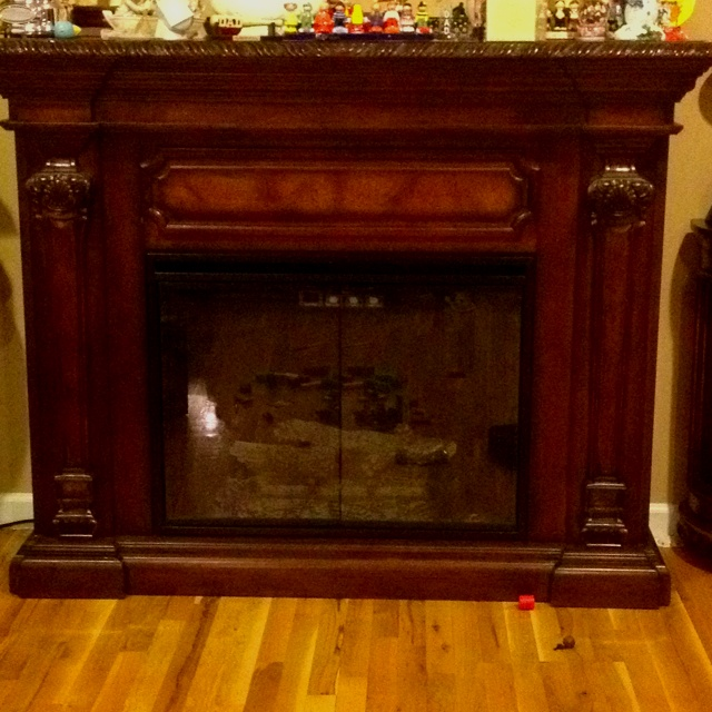 Delightful Amazing Fireplaces At Www.onewayfurniture.com