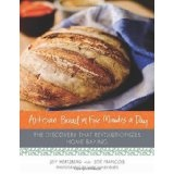 Artisan Bread in Five Minutes a Day: The Discovery That Revolutionizes Home Baking (Kindle Edition)By Jeff Hertzberg