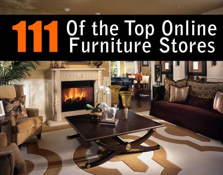 Top 111 Online Furniture Stores