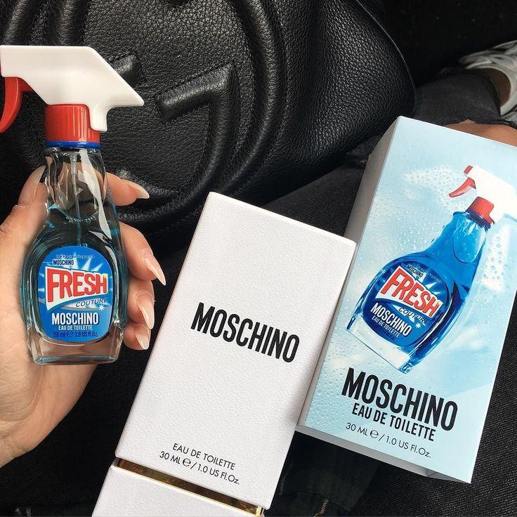 Neues Parfum  @moschino by jldrae