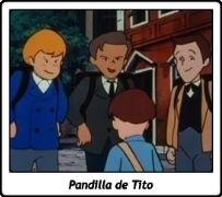 Pandilla de Tito / Marco. De los Apeninos a los Andes / Haha wo tazunete sanzenri / anime / TV Serie / 1976