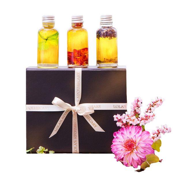 Bath Oils Travel Set