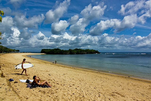 A Guide to Bali's Beaches http://thingstodo.viator.com/bali/a-guide-to-balis-beaches/