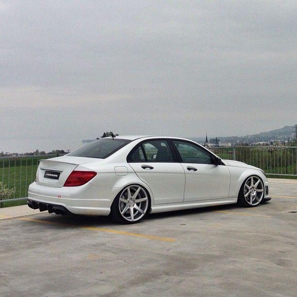 2013 Mercedes Benz C250 Luxury Usa Car Expo: MercedesBenz W222 S550 On Vossen CV7 Wheels Mbhess
