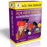 Açıklise Tüm Dersler Görüntülü Eğitim Seti 76 DVD + Çıkmış Soru Bankası Kitabı http://www.goruntulumarket.com/