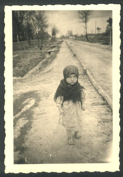 Bilgorai. Poland.  Something about this image of this child is so haunting to me