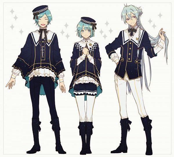 Tags: Anime, Pixiv Id 15816503, Ensemble Stars!, Shino Hajime, Shinkai Kanata…