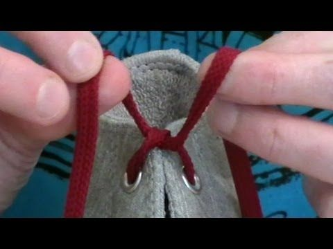 Professor Shoelace demonstrates the world's fastest shoelace knot | The Kid Should See This