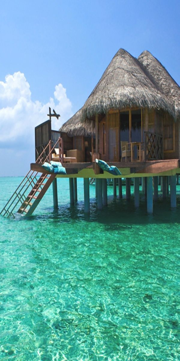6) Coral islands, Maldives