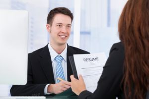 Check out this section on resumes, then use the Resume Wizard to create your own.