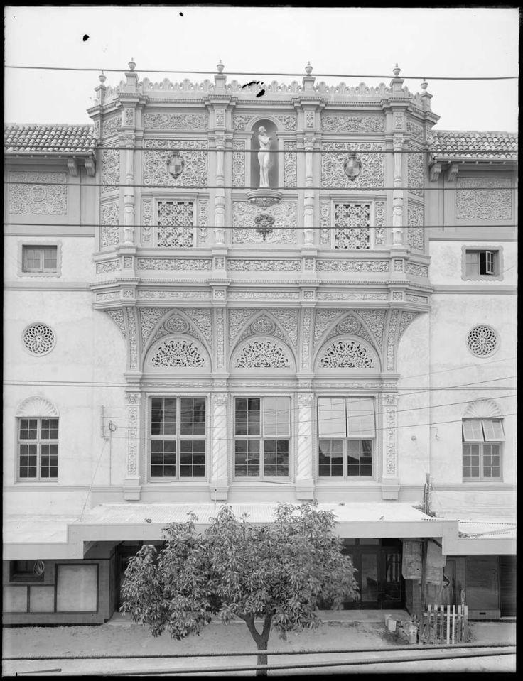 Grosvenor Theatre Summer Hill NSW 1930. Foster, A. G. (Arthur G.)