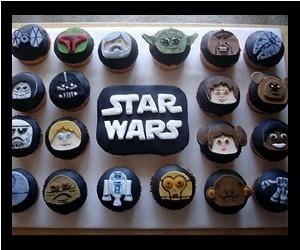 Star Wars Cupcakes - YUMMY!