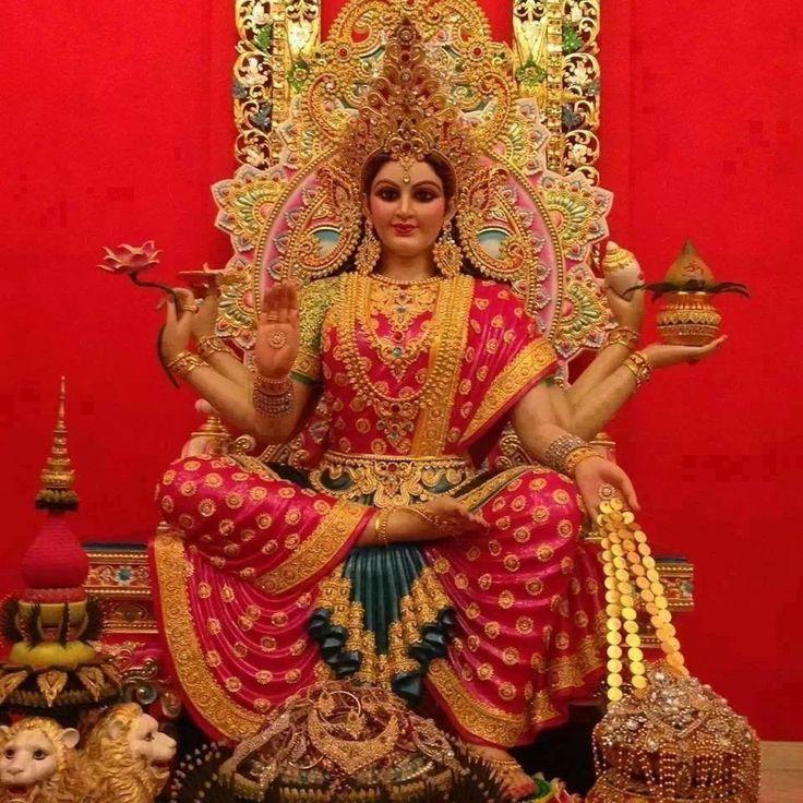 17 Best Images About Goddess Lakshmi On Pinterest