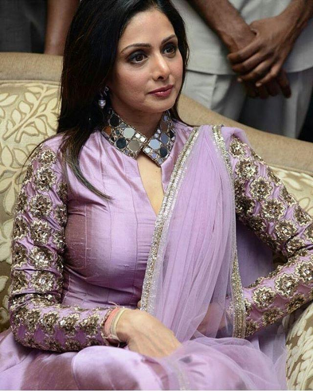 96 Fun Facts About Your Favorite Bridal Designers: Sridevi Hot, Indian Designer
