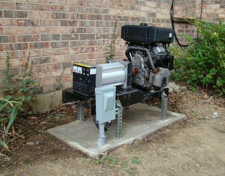 Generator, Harbor Freight, Whole House Generator DIY