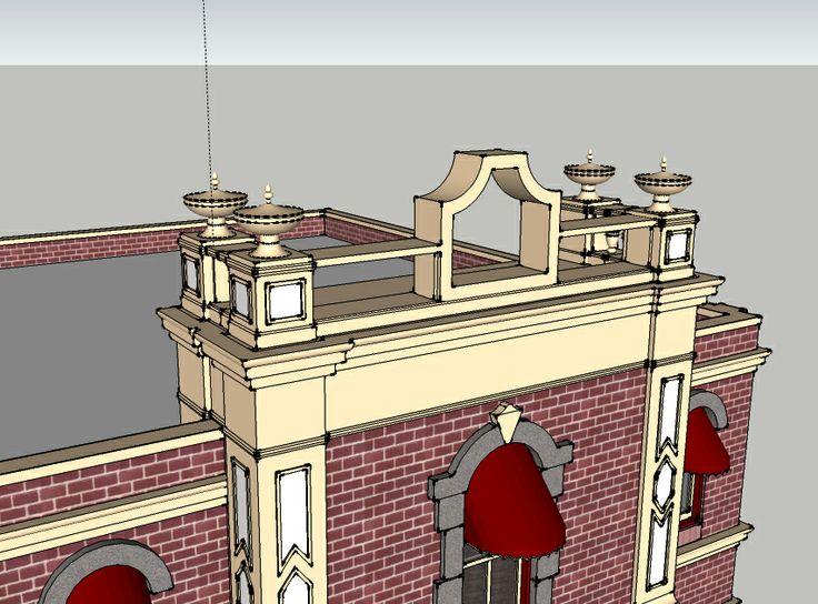Disneyland Fire Department in 3D