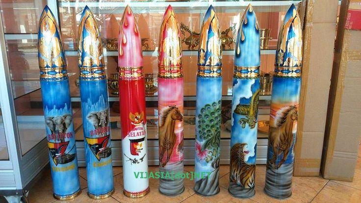 Selongsong Peluru Kuningan | www.vijasia.net