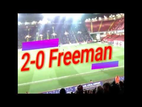 Sheffield United vs Millwall Vlog{Sorry for the brightness it was the li...