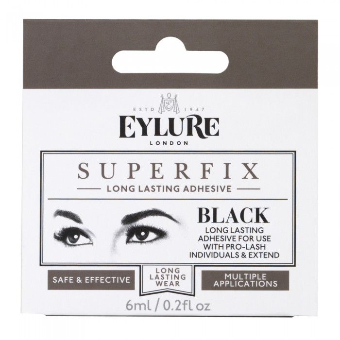 Super fix Black Eyelashes |False Eyelashes Online|Eylure