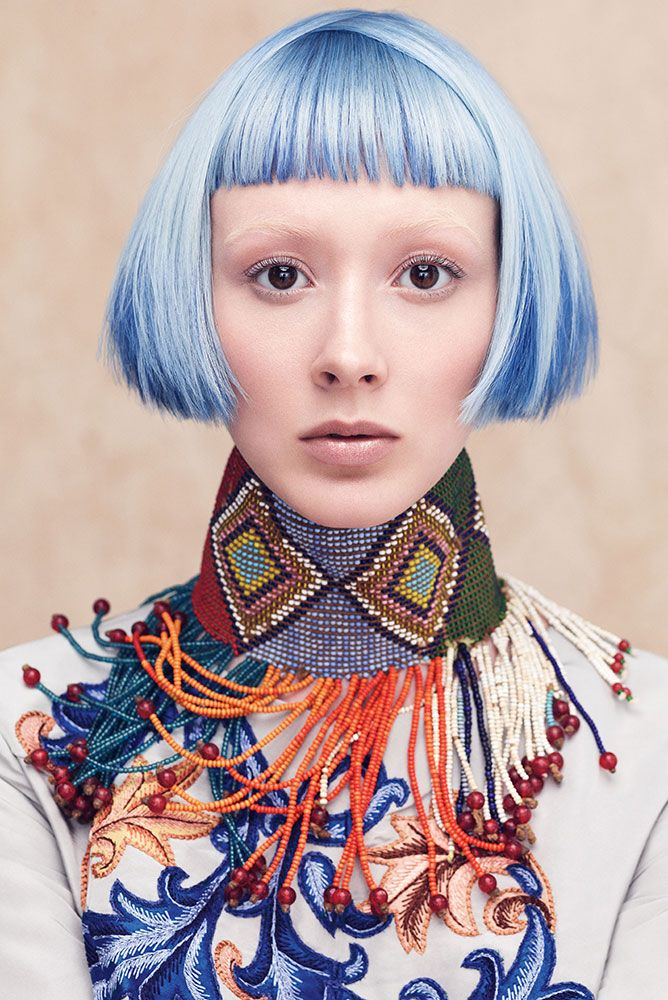 Aveda Spring/Summer 2014 Collection: Culture Clash